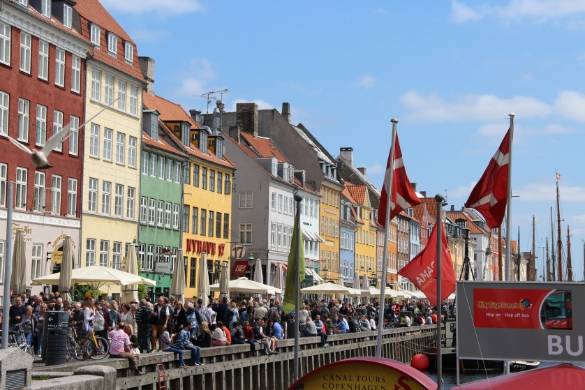 Crowded Nyhavn