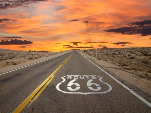 Route 66, from Chrysler Blog