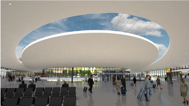 Heathrow's Expansion, Looking good!