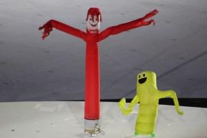 Crazy Dancing Dolls