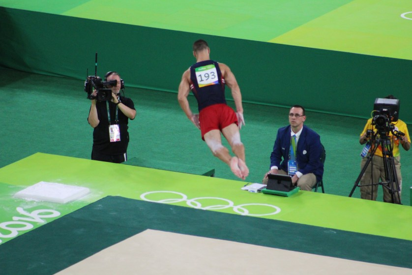 Superman, I mean Jake Dalton!