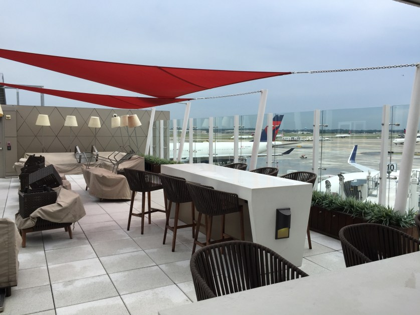 Sky Club Observation Deck