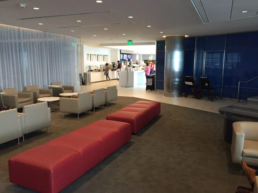 Entryway Sky Club Concourse F Atlanta