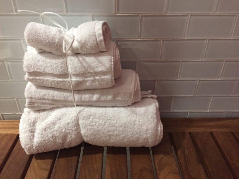 Sky Club Towels