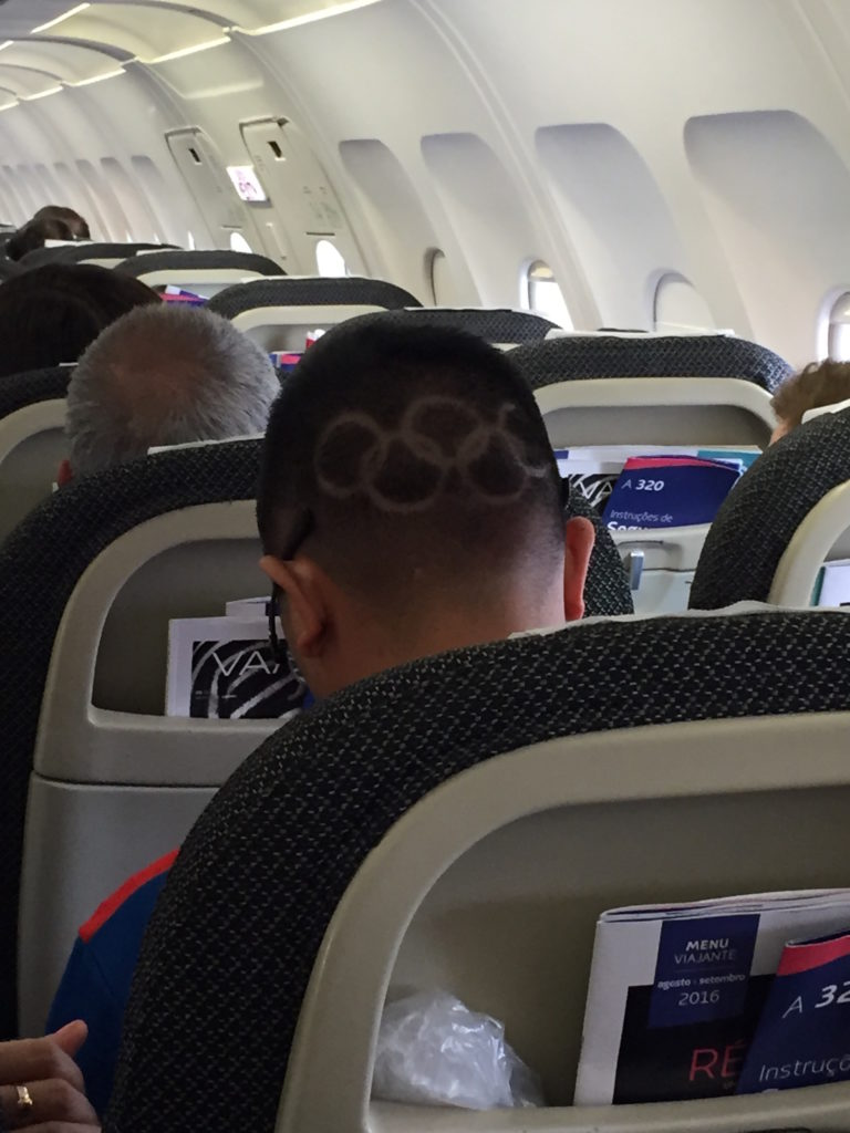 Gotta admit - hell of a good hairdo