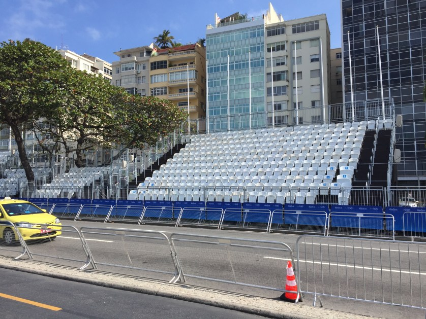 Olympic Prep, Copacabana