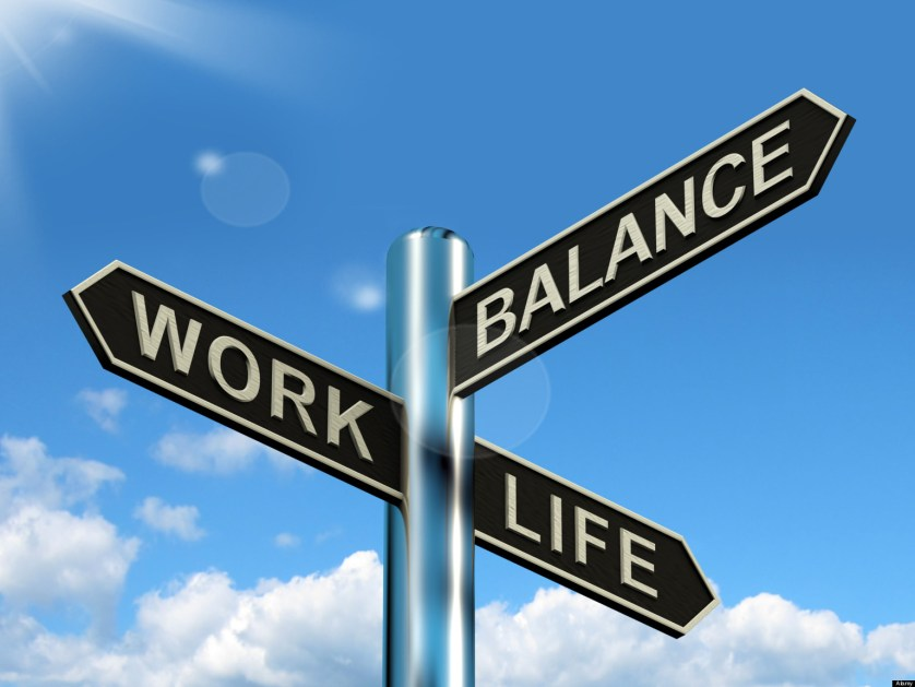 Work Life Balance from Nexusstaff.com