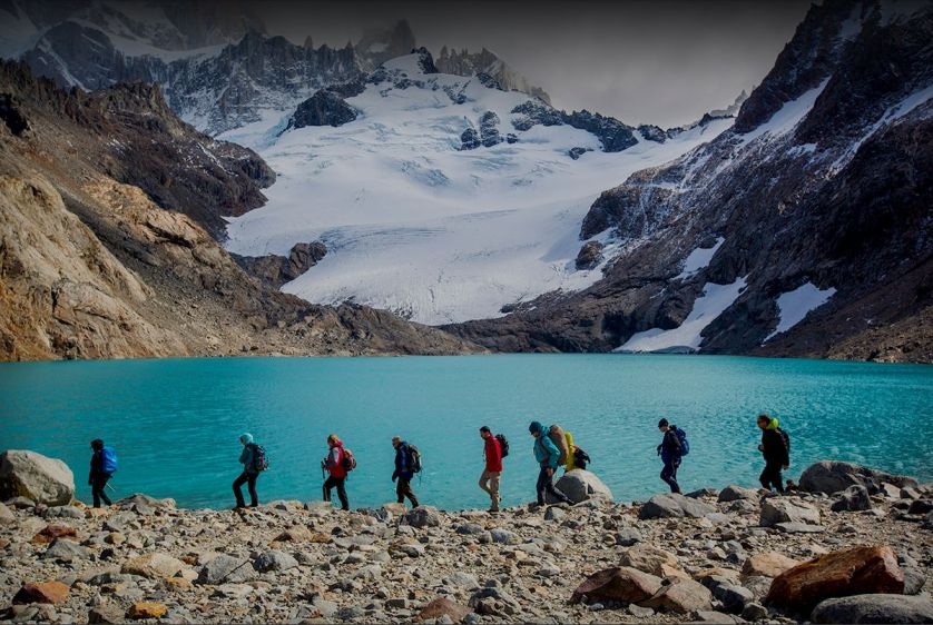 Glacier Hiking, from winpatagoniachile.com