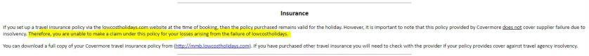 Cancel Insurance