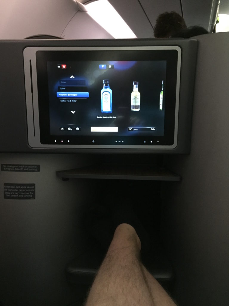 Leg Room for Shorter People