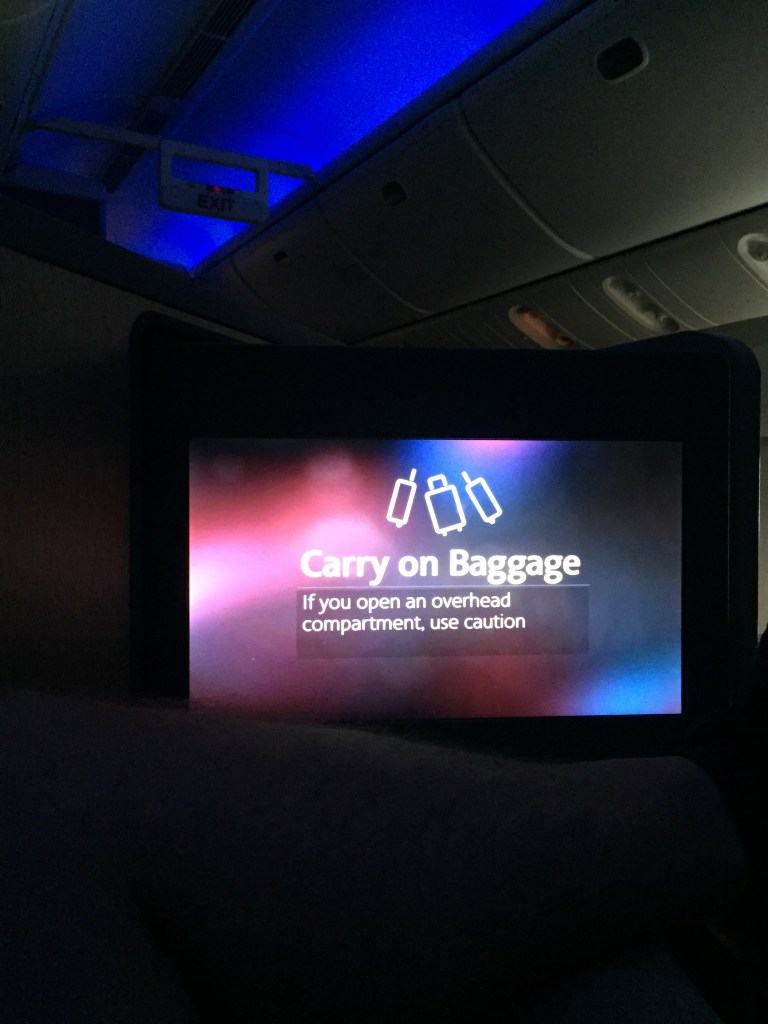 Boeing Lighting Experience