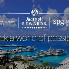 10% Cash Back from SPG and Marriott hotels with Bank of America