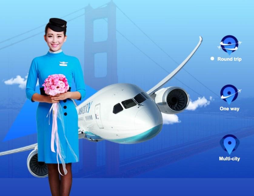 Xiamen Air 787