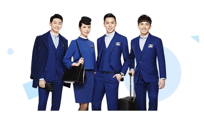 Xiamen Airlines Crew