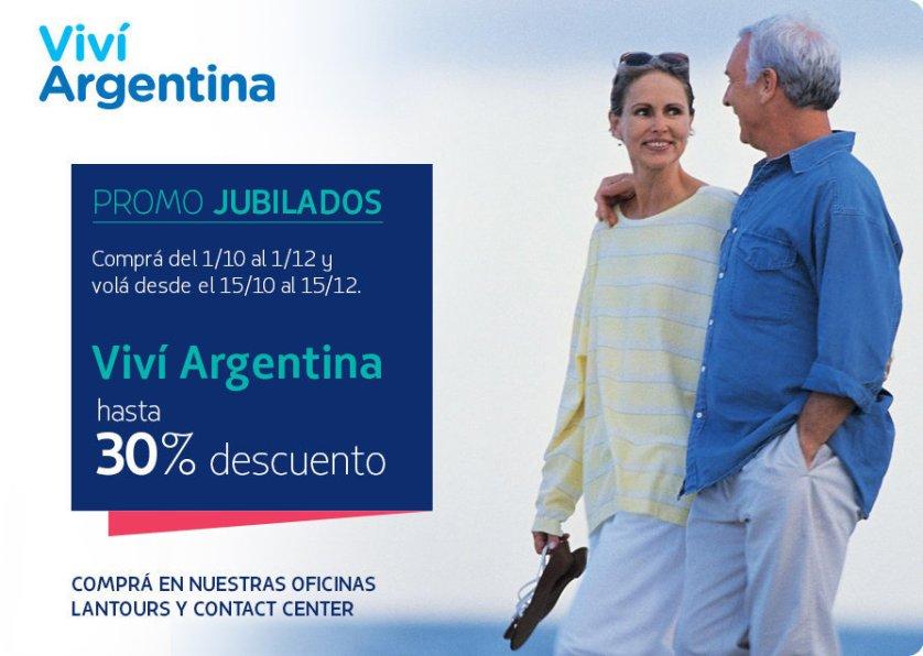 Vivi Argentina, de LATAM.com