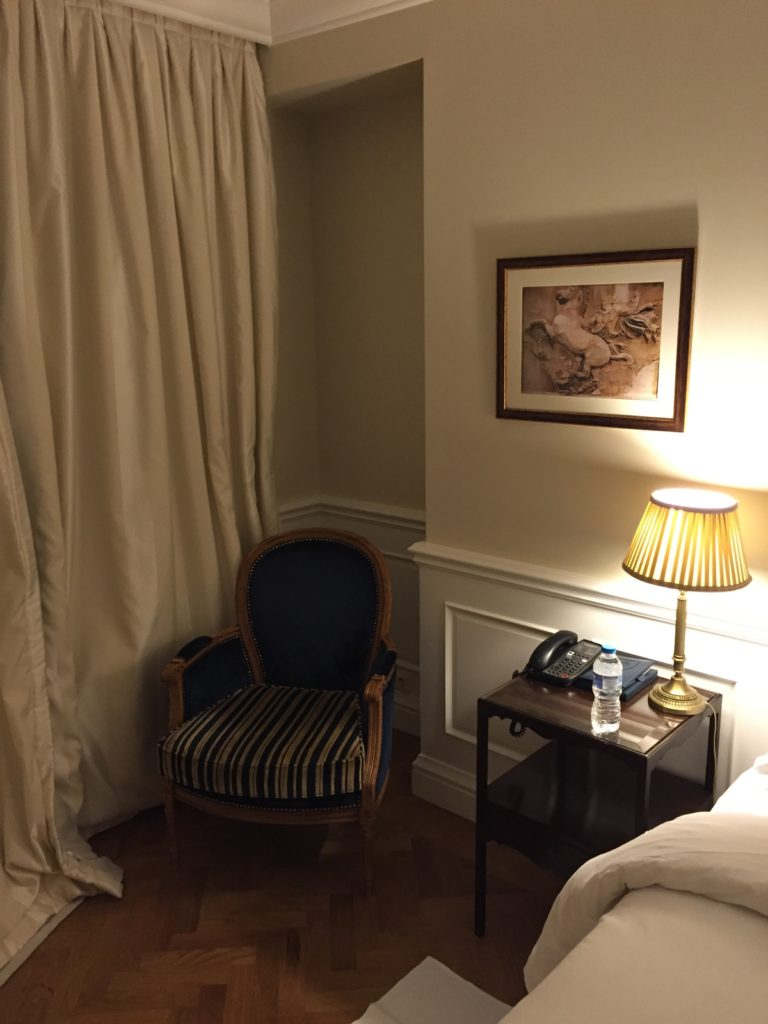 Luxury Collection Athens Suite