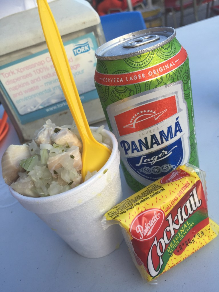 Beer and Ceviche, Panama City