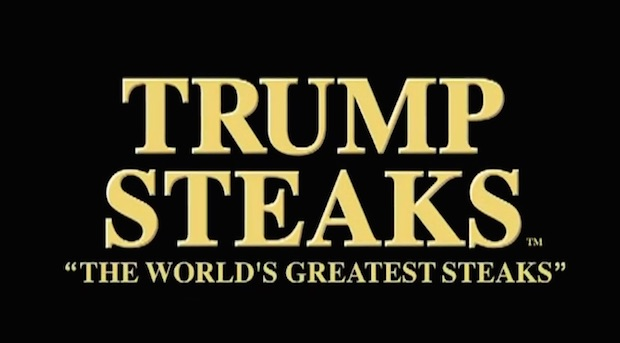 Trump Steaks