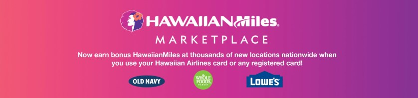 Hawaiian Airlines Marketplace
