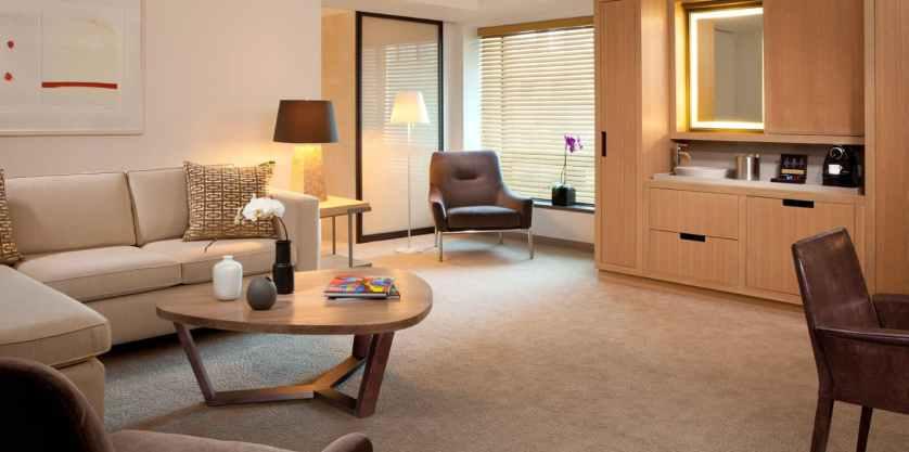 Luxury Suite, Conrad, from www.hilton.com