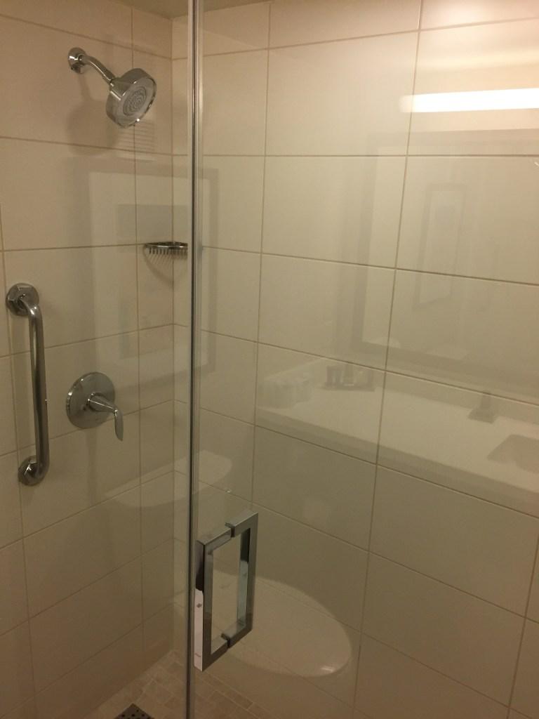 Manhattan Beach Shower