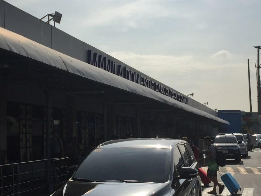 Manila Domestic Terminal