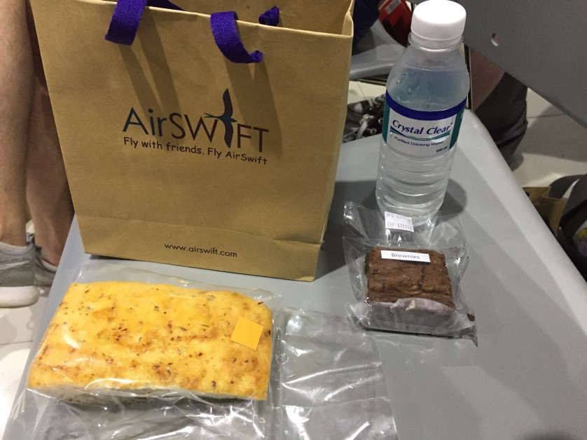 Air Swift Snack Bag