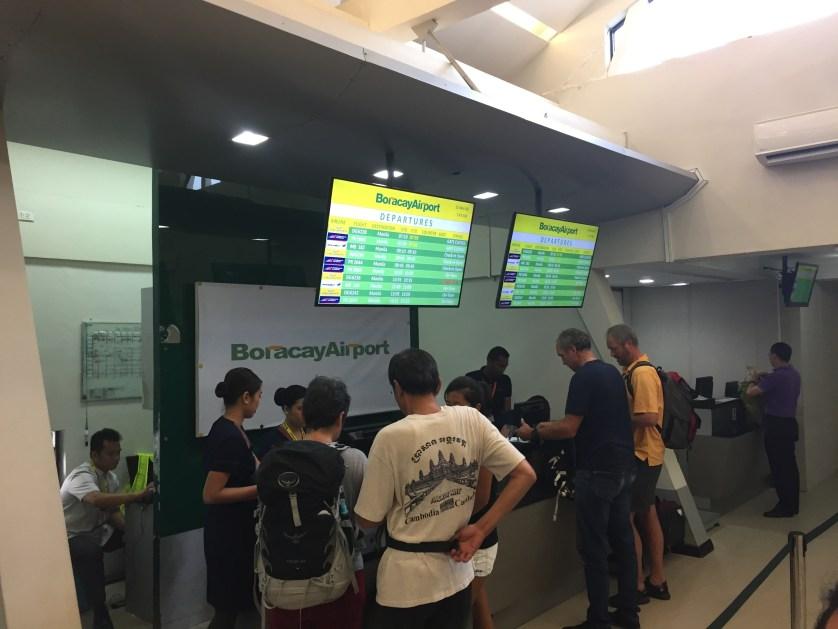 Boracay Catalan Airport