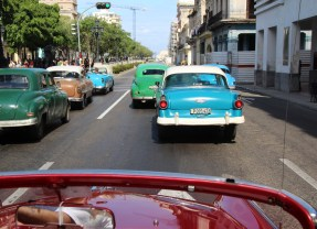 The sights and sounds of Old Havana