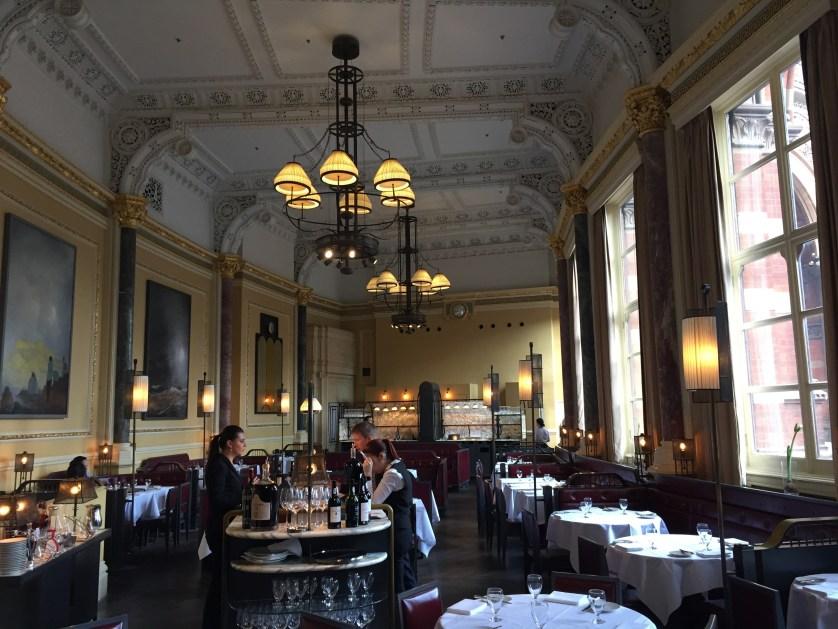 Sir Gilbert Scott Restaurant