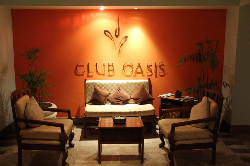 Club Oasis Spa Hyatt Kathmandu