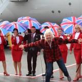 Virgin Atlantic Seattle to London New Route