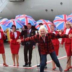 Maldives Part 2: Virgin Atlantic Seattle to London, 787 Dreamiliner