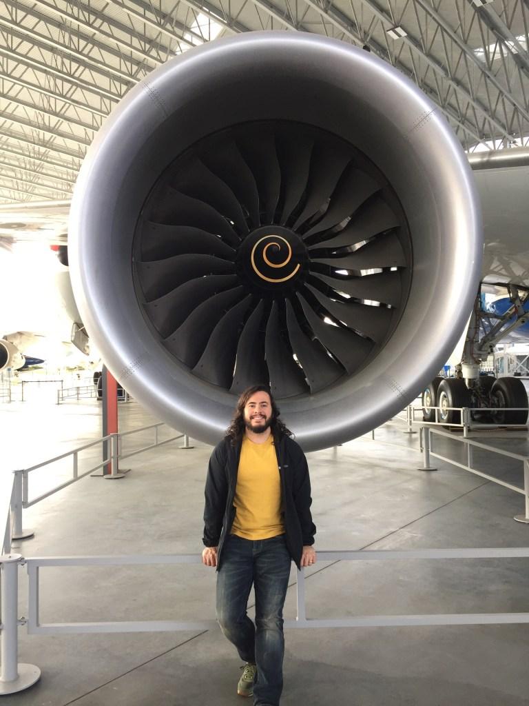 City of Everett Boeing 747