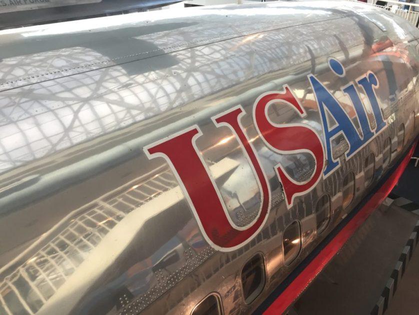 USAir Walkthrough