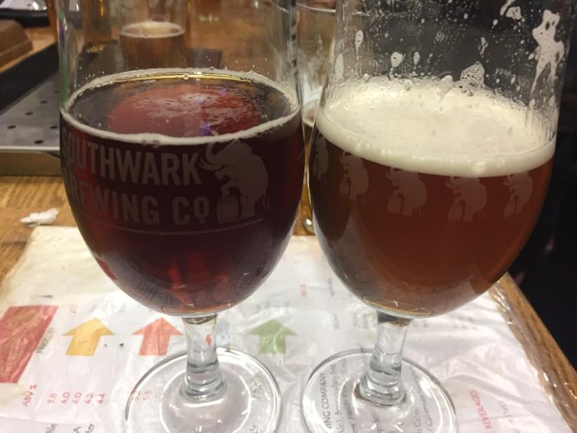 Southwark Brewery, London