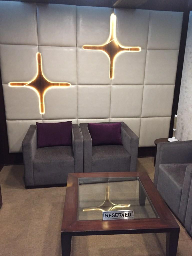 Vistara Lounge, Delhi Airport