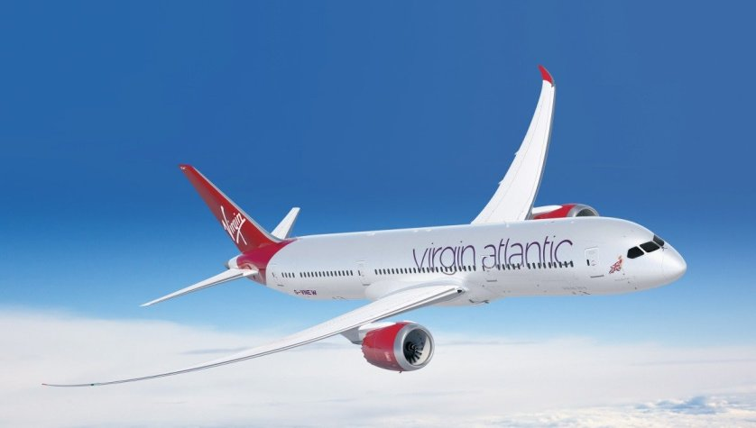 Virgin Atlantic 787-900, from Virgin.com