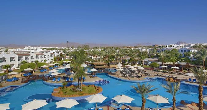Hilton Sharm el Sheikh resort