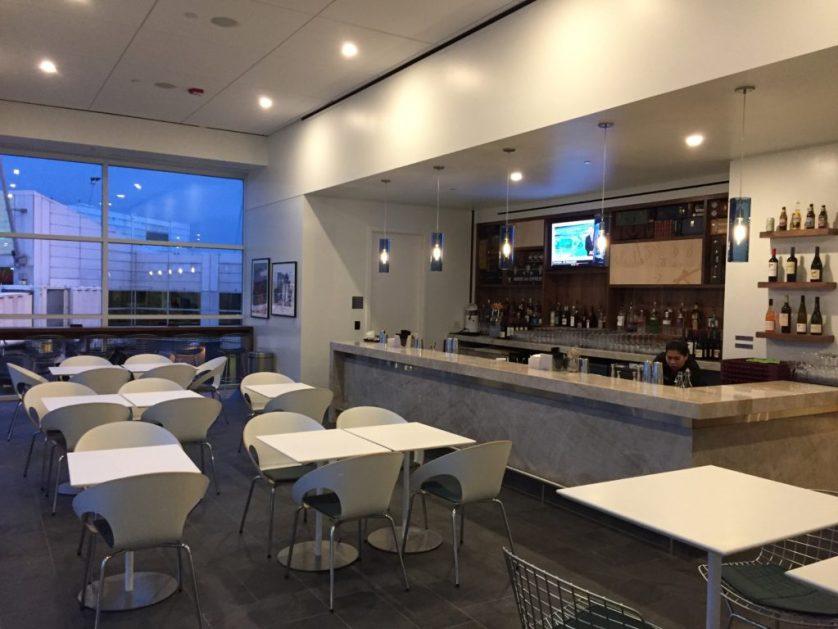 American Express Centurion Lounge Seattle