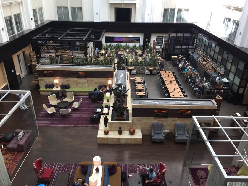 Nines Hotel Portland Lobby
