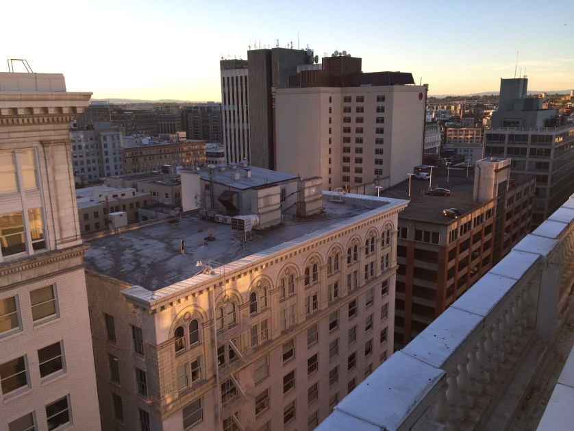 Nines Hotel Portland Rooftop