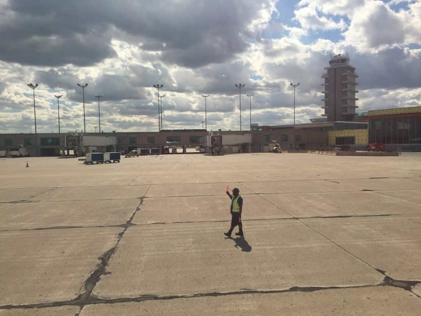 Grand Rapids Ground Worker TarMac