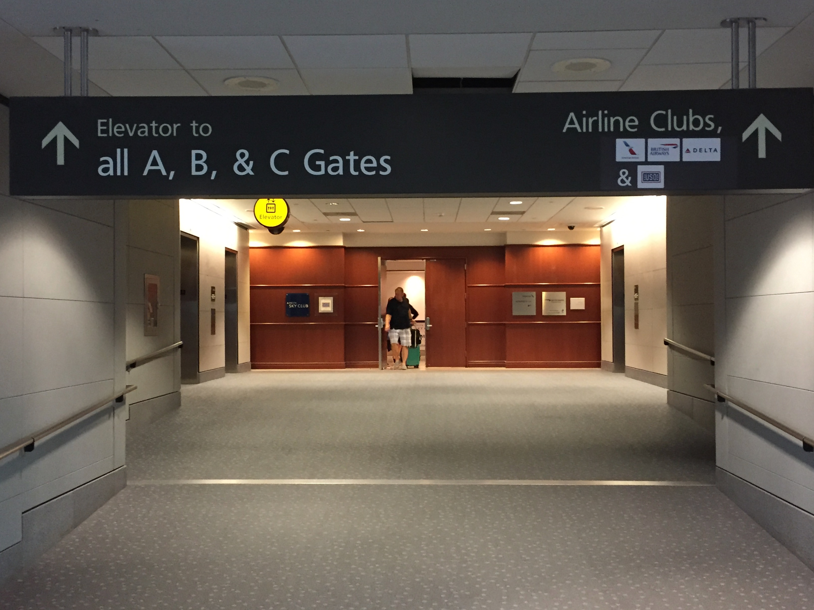 the secret denver airport security line revealed  no mas