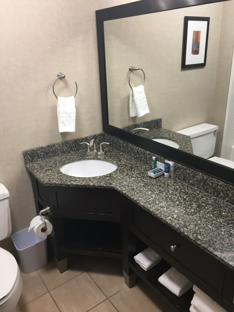 Four Points Kalamazoo Bathroom