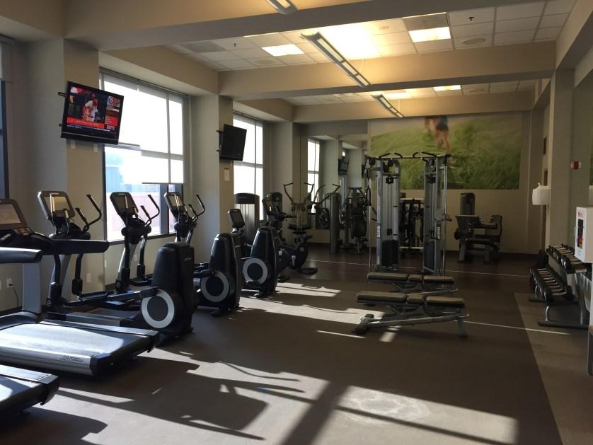 Westin Westminster Fitness Center