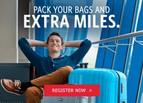 Targeted Delta Partner Offer, 1,000 miles per partner!