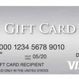 Money Maker! $20 rebate on Visa Gift Cards at Staples