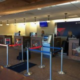 Cedar City, UT Airport, Operated by Delta Airlines!