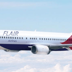 A New Canadian Airline takes flight… Flair Airlines!